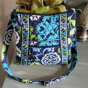 Vera Bradley Disney Parks Crossbody Hipster Bag